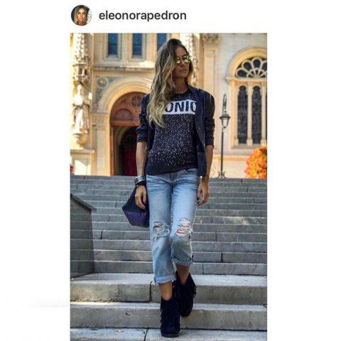 03 Eleonora Pedron - Stivale frangia zeppa interna 4,5cm